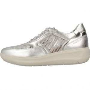 stonefly sneakers donna argento