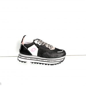 liu jo sneakers black