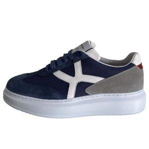 exton sneakers uomo blu