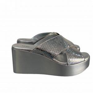 Frau sandalo donna argento