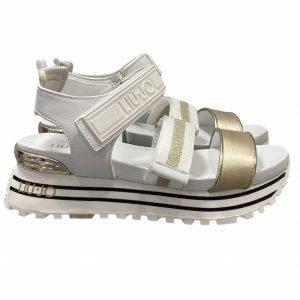 liujo sandalo donna bianco