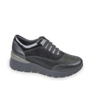 Valleverde sneaker donna nero