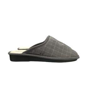 Valleverde pantofola uomo grigio