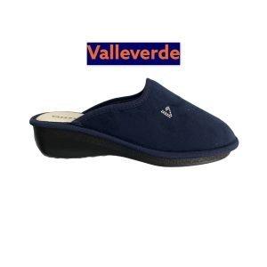 Valleverde giabatta donna blu