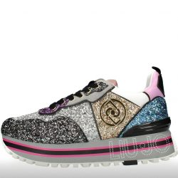 liujo sneakers glitter multicolor