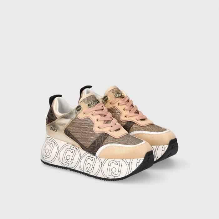 Liujo sneaker maxi platform